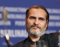 Joaquin Phoenix est vu à l'inquiétude du ` t de Don de `, il a gagné le ` t réussissent loin Photos stock