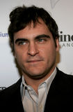 Joaquin Phoenix. WEST HOLLYWOOD, CALIFORNIA. November 30, 2005. Joaquin Phoenix attends the Art of Elysium Presents Russel Young `fame, shame and the realm of Royalty Free Stock Photography