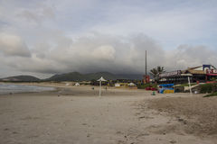 Joaquina Beach - Florianópolis/SC - Brazil Royalty Free Stock Photos