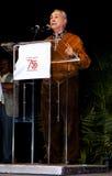 Joaqun Gamboa Pascoe, Secretary General of the CTM Royalty Free Stock Images