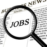 Job Immagine Stock Libera da Diritti