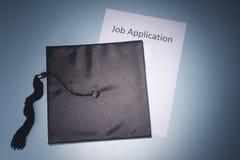 Job Application Stock Image