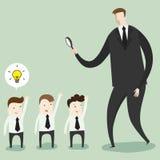 Job Application royalty free illustration