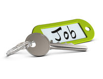 Job or career concept Stock Images