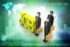 Job concept Stock Photos