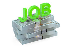 Job concept Royalty Free Stock Photography