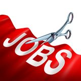 Job Cuts Business Concept Stock Images
