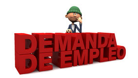 Job demand Royalty Free Stock Photo