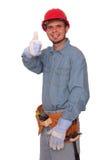 Job durchgebraten Lizenzfreie Stockbilder