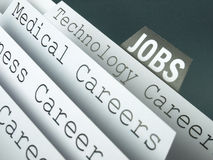 Careers - Jobs  Stock Photography