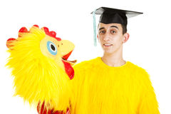 Job for a Graduate Royalty Free Stock Image