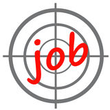 Job hunt. Focussing on and targeting a new job