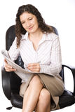 Job hunting Stock Photo