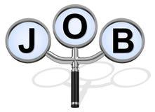 Job hunting Stock Photos