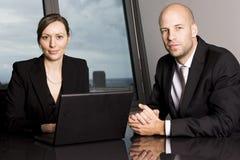 Job Interview Royalty Free Stock Photos