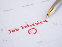 Job Interview 2 Stock Photo