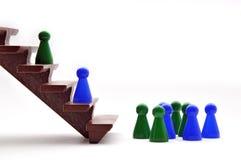 Job ladder Royalty Free Stock Photo