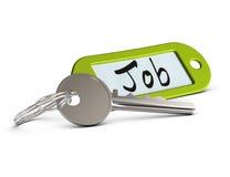 Job oder Karrierekonzept Stockbilder