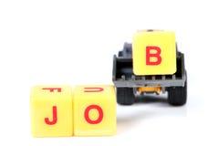 Job placement. Beautiful concept shot of job placement Stock Photography