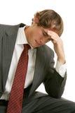 Job Pressure Royalty Free Stock Photos