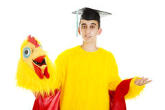 Job Prospects for Graduates Royalty Free Stock Image
