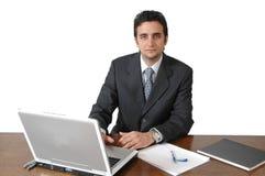 Job-Recherche Stockfoto