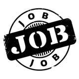 Job rubber stamp Stock Photos