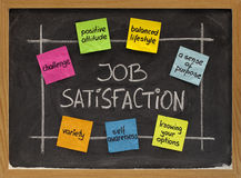 Job satisfaction concept Stock Photo