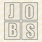 job search design Stock Photo