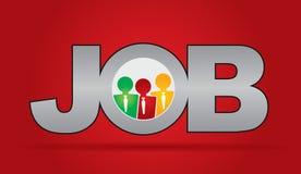 Job search - human resource concept Stock Photos