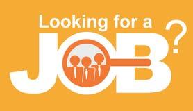 Job search - human resource concept Stock Photo