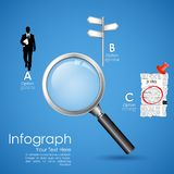 Job Search in Newspaper Stock Images