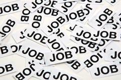 Job seeking Stock Photo