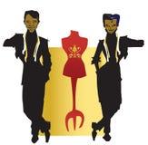JOB SERIES tailor dressmaker Royalty Free Stock Photography