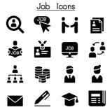 Job & Staff Recruitment icon set. Job & Staff Recruitment icon set vector illustration graphic design Stock Photos