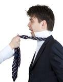 Job stress royalty free stock image