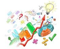 Job success Stock Photo