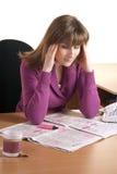 Job-Suchen Lizenzfreies Stockfoto