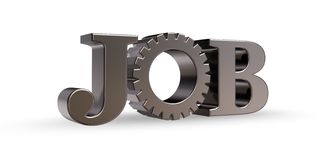 Job tag Stock Images