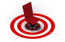 Job Targeting Career Concept Imagens de Stock