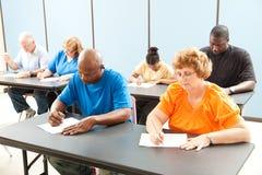 Job Training - Testing royalty free stock images