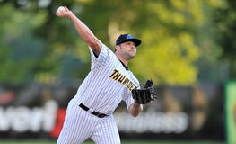 Joba Chamberlain - New York Yankees pitcher Royalty Free Stock Photo
