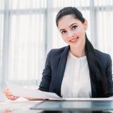 Jobb för chef för kontor för timme för företagsrekryterareaffär royaltyfri bild