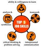 Jobbexpertis Royaltyfria Bilder