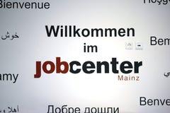 Jobcenter Mainz Fotografia de Stock