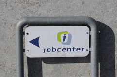 JOBCENTER IS PART OF DANISH TOWNLLS FUCTIONS Stock Photography