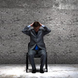 Joblessness Royalty Free Stock Images
