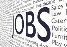 Jobs Stock Image