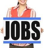 jobs lizenzfreies stockfoto