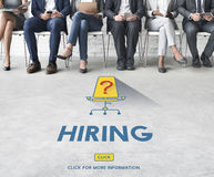 Jobs Career Hiring Employment Hiring Concept Royalty Free Stock Images